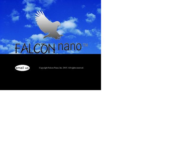 Falcon Nano on Iterate Studio