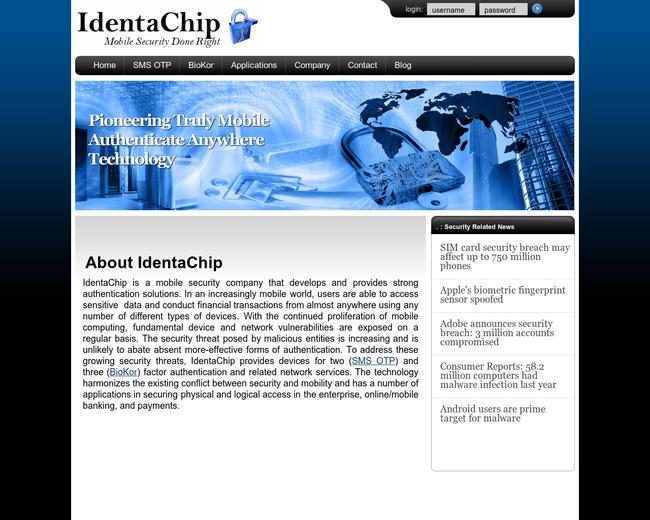 IdentaChip