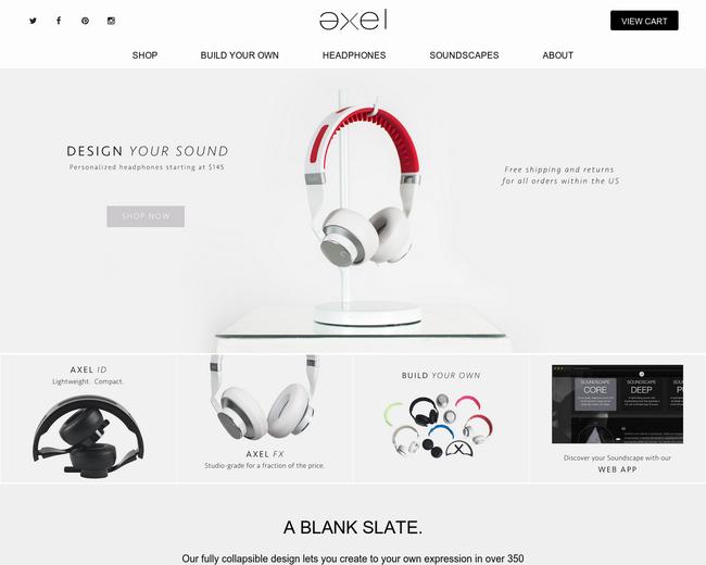 Axel Audio