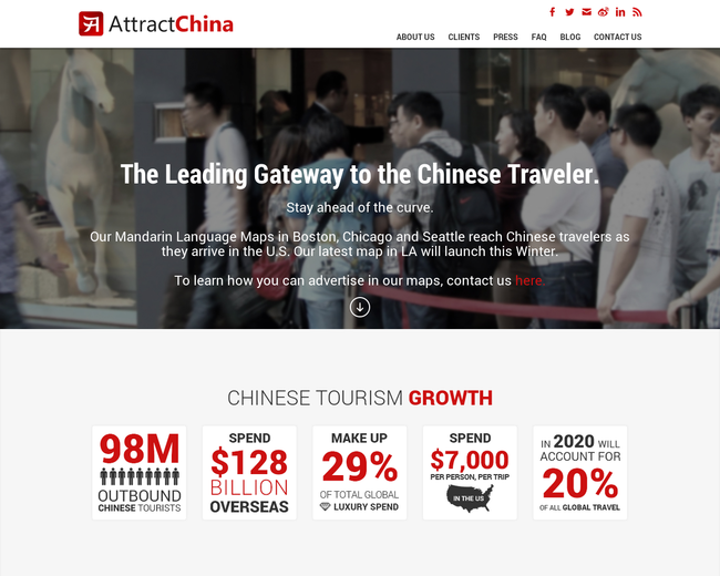 Attract China
