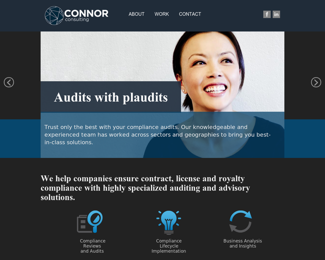 Connor Consulting