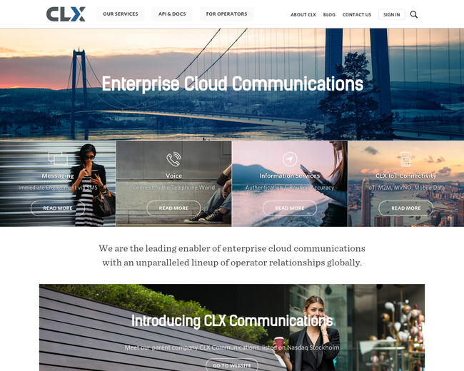 CLX Networks