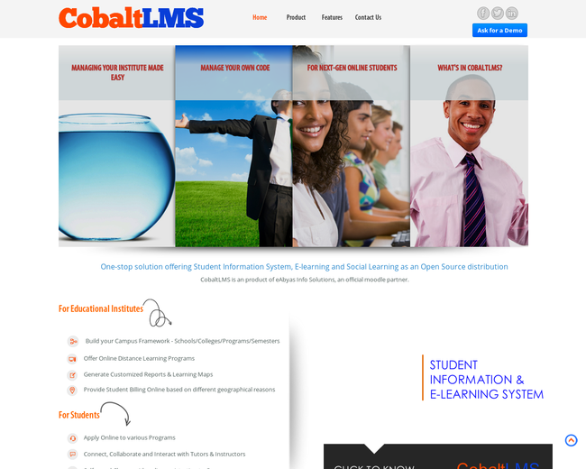 CobaltLMS Learning Solutions