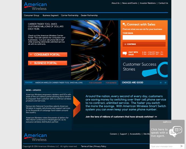 American Wireless