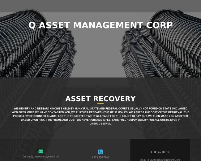 Q Asset Management