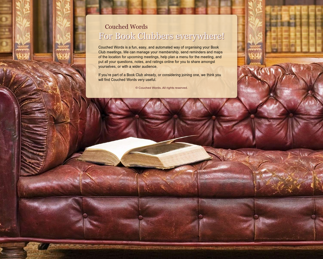 Couched Words