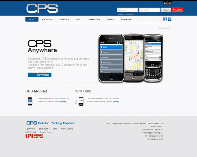 Canadian Parking Systems inc,