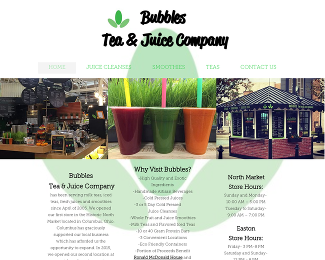 Bubbles Tea & Juice Company