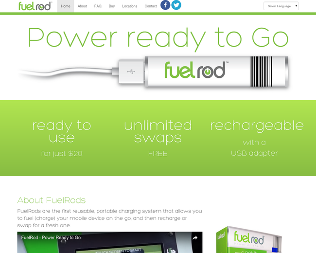 Fuelrod