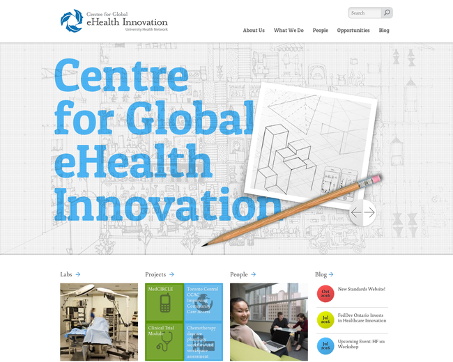 Centre for Global eHealth Innovation