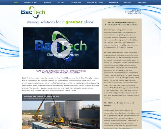 BacTech Environmental