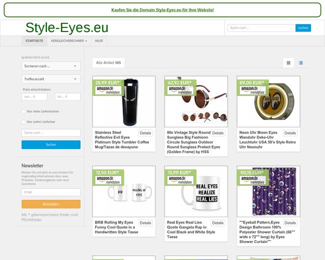 Style-Eyes