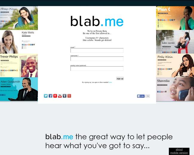 blab.me