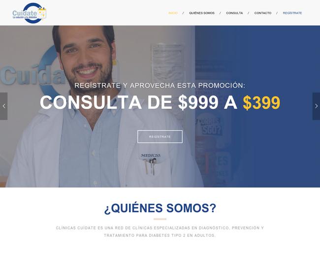 Clinicas Cuidate