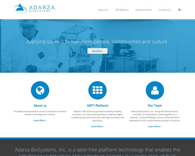 Adarza BioSystems