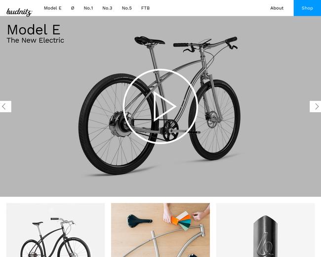 Budnitz Bicycles
