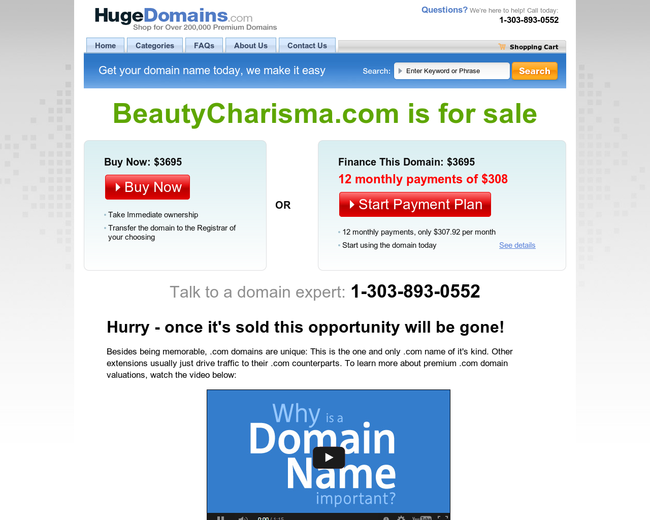 Beauty Charisma