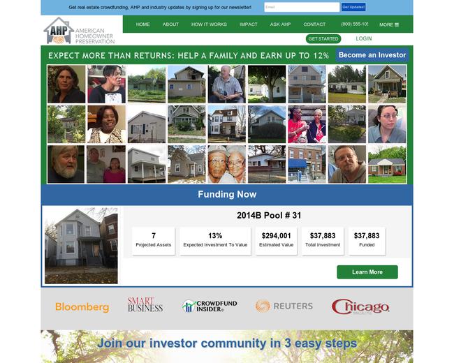 American Homeowner Preservation
