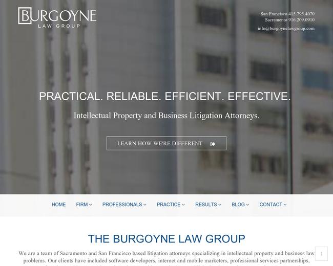 Burgoyne Law Group