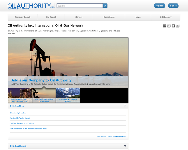 Oil Authority