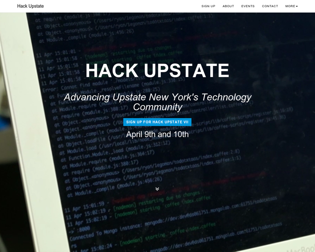 Hack Upstate