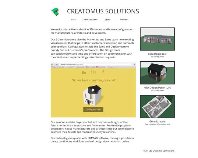 Creatomus