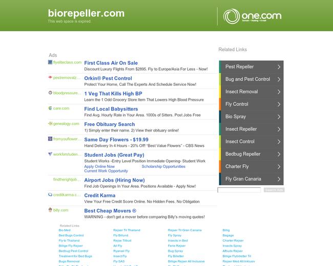 BioRepeller