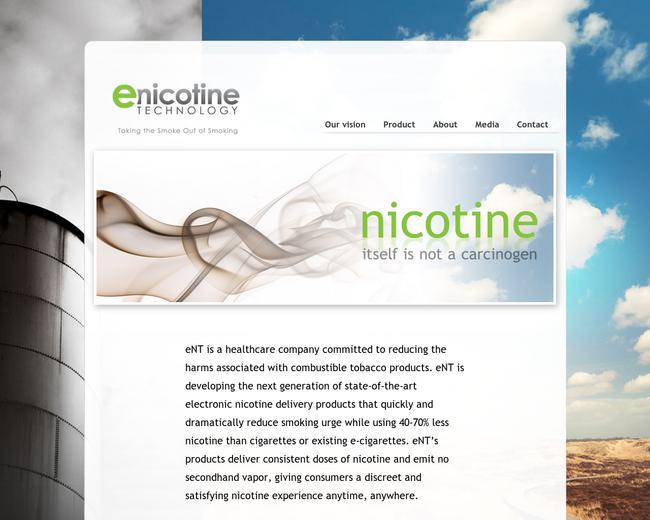 e-Nicotine Technologies