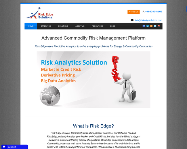 Risk Edge Solutions P