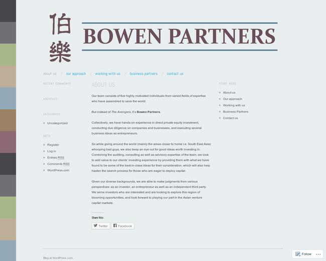 Bowen Partners