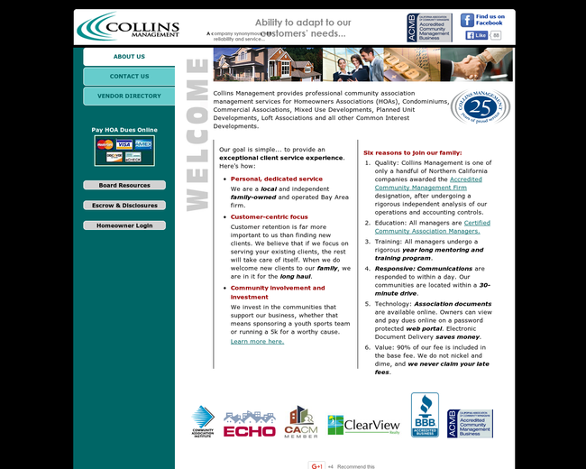 Collins Management Company