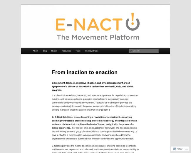 E-Nact