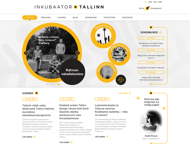 Tallinn Business Incubators (TBI)