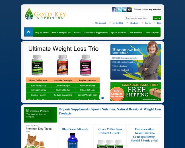 Gold Key Nutrition