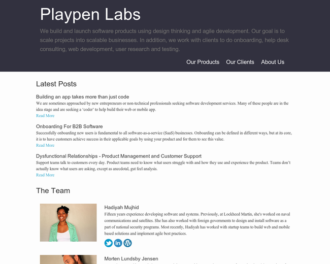 Playpen Labs