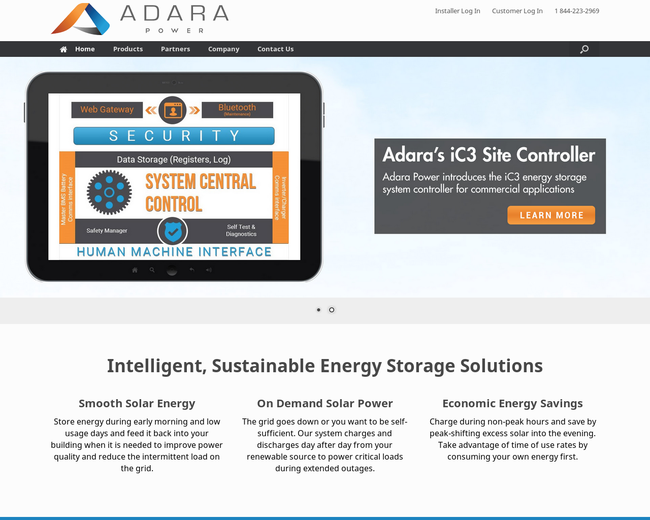 Search results for category energy storage on iterate studio juicebox energy fandeluxe Gallery