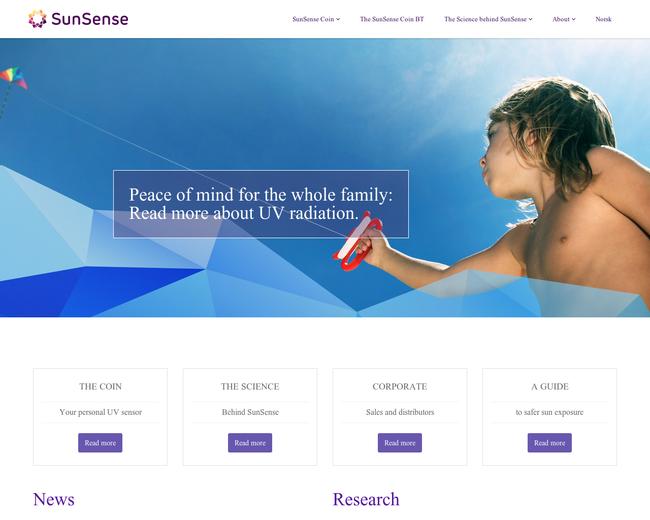 SunSense AS