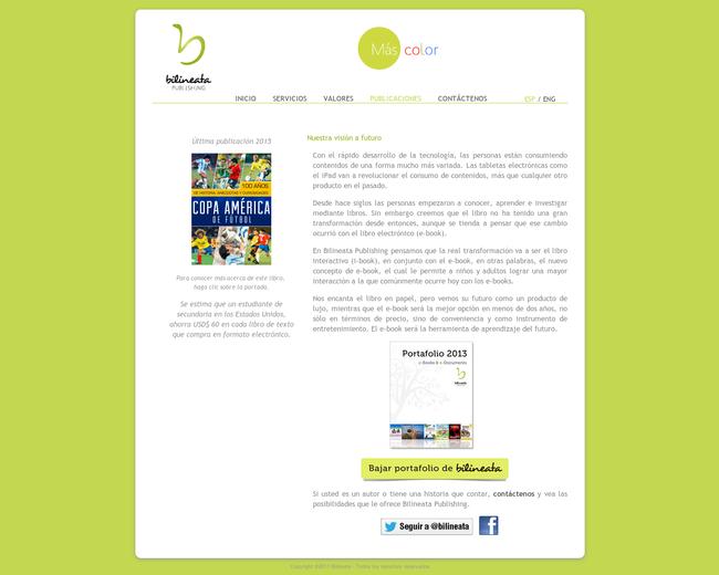 Bilineata Publishing