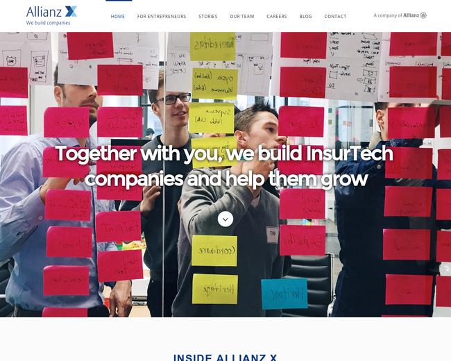 Allianz Digital Accelerator