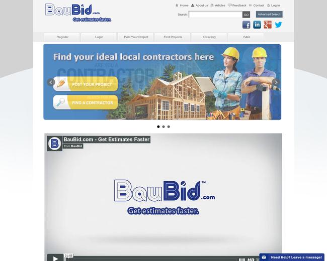 BauBid.com