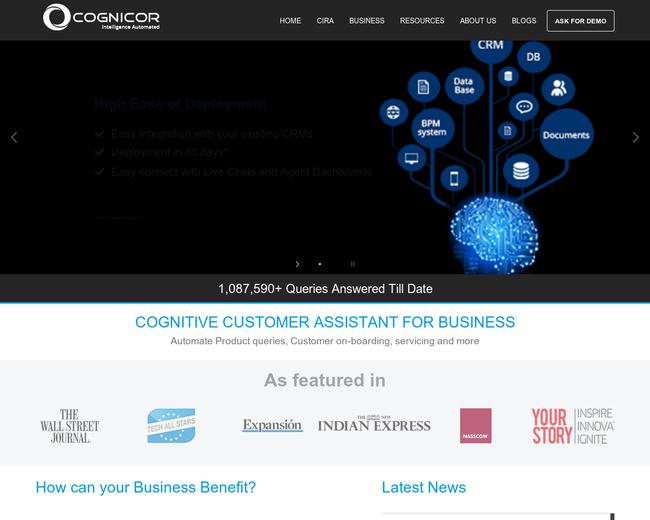 CogniCor Technologies
