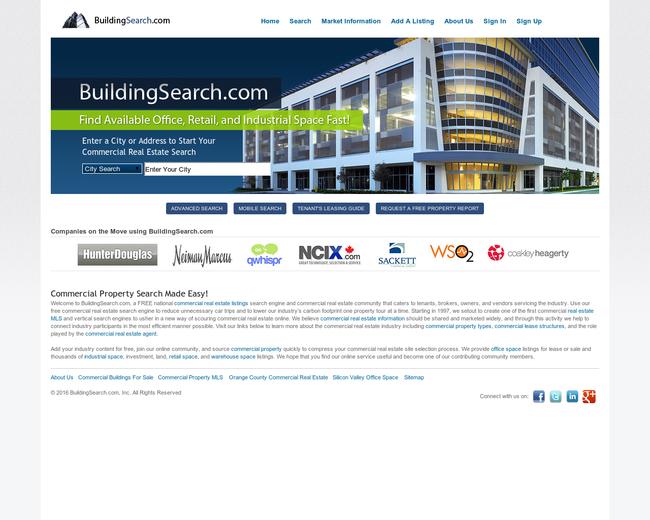 BuildingSearch.com