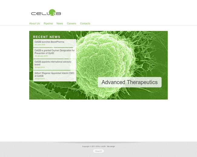 Cell2B - Advanced Therapeutics S.A.