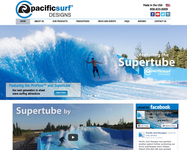 Pacific Surf Designs