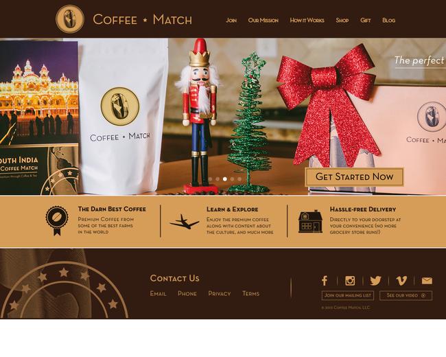Coffee Match