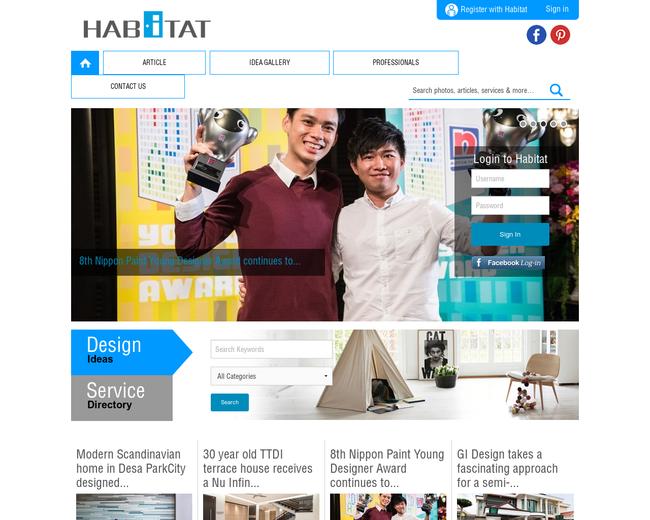 Habitat | Web Squared Sdn Bhd
