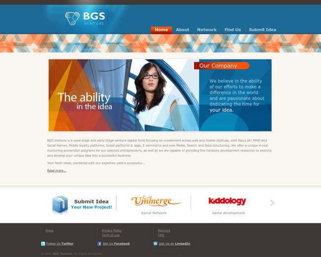 BGS Venture LP