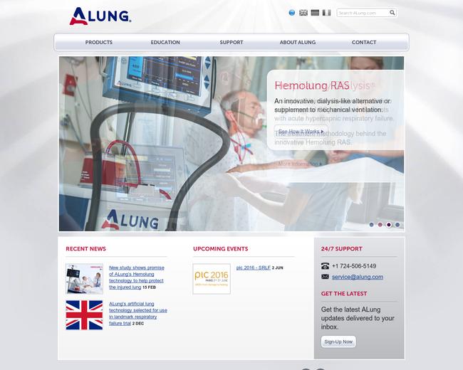 ALung Technologies