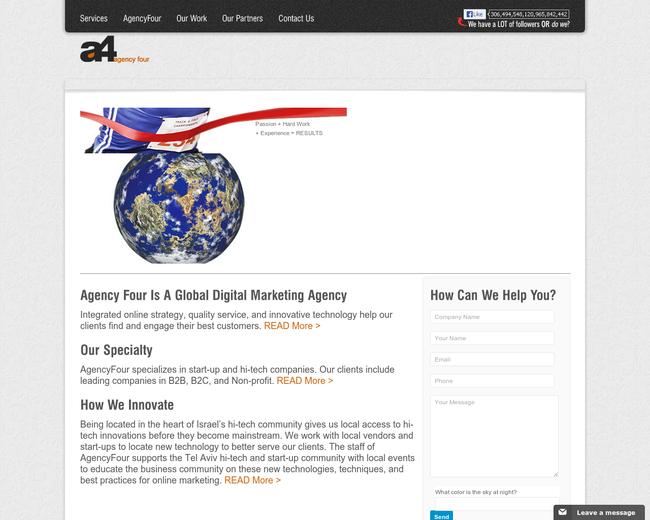 AgencyFour - Online Marketing Agency