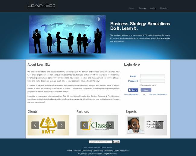 LearnBiz Simulations